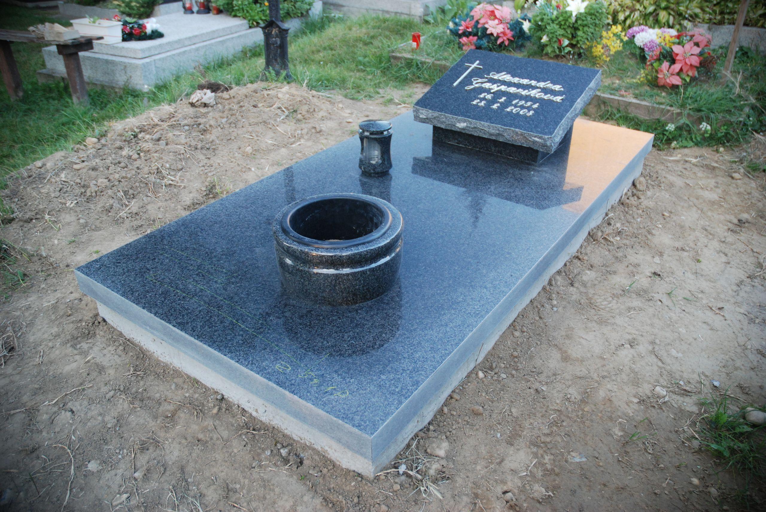 Kamenárstvo Kratochvíla | Jednohrob