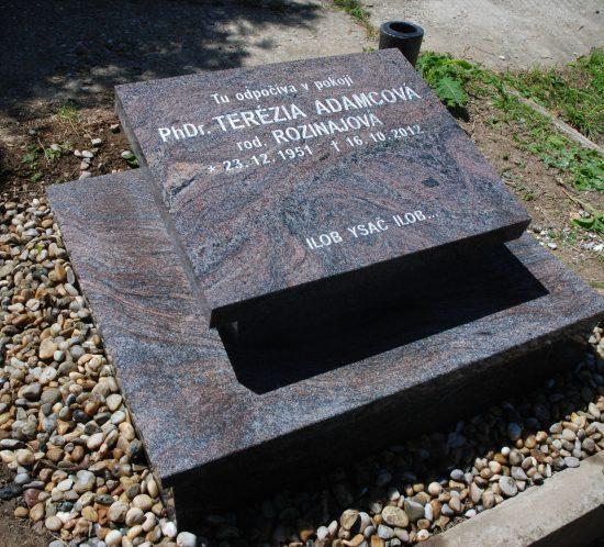 Kamenárstvo Kratochvíla | Urnový pomník